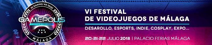 VI Festival de Videojuegos de Málaga