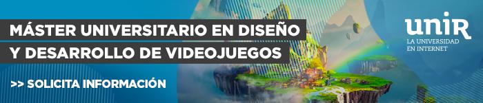Máster Oficial en Diseño y Desarrollo de Videojuegos